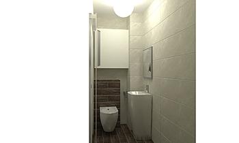 toaletnax Classic Bathroom Dim Kor