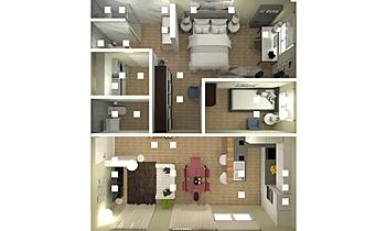 Casa Silvia 44 Moderno Sala BdB GARMON MORELLA S.L.