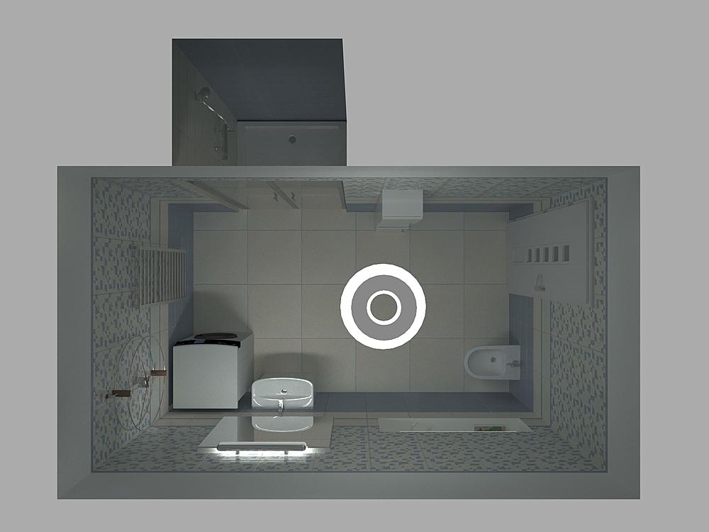 Demo RAKO Tess Clássico Banheiro Rako Ceramics