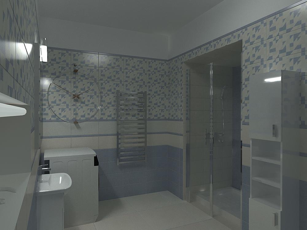 Demo RAKO Tess Klasický Koupelna Rako Ceramics