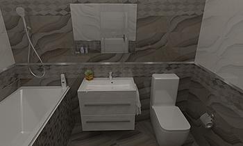 29.04  амбер Classic Bathroom pol_plitka2 pol_plitka2