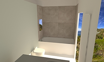 salle de bain Classic Bathroom Vale Mattia