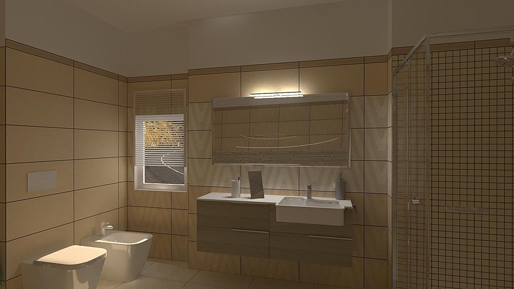 Demo RAKO Sandy Klasický Koupelna Rako Ceramics