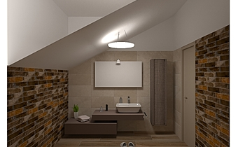 F.P. Classic Bathroom Arredobagno Nicolò