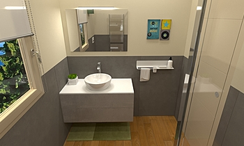Bagno Piano Primo Classic Bathroom Francesco Piovan