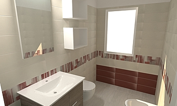 Bagno vasca Classic Bathroom Francesco Forconi