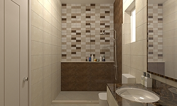 SLM MHMD KHLFN BT-1+2 Classic Bathroom OBEID GENERAL TRADING