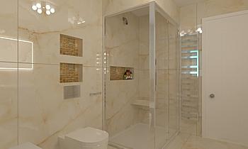AAsh Master Bathroom Classic Bathroom Des Kelly