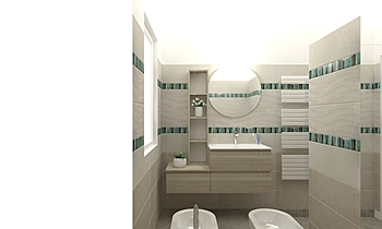 GRAVINO BOSTON MUD Classic Bathroom Klip Ceramiche