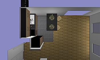 Rue GRANVILLIER 5 Classic Kitchen atenea Dangelo