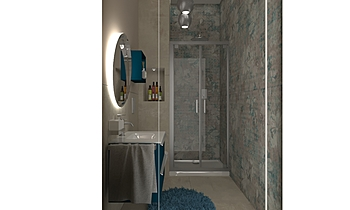 BAGNO IN CAMERA Classic Bathroom Angela Pirrera