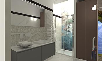 BAGNO GIORNO RAFFAELE Classic Bathroom ugo celino