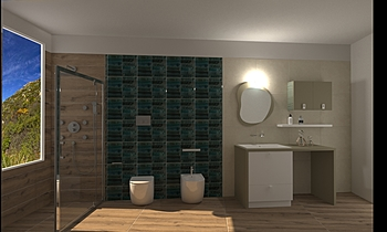 NERI-LUME Classic Bathroom ROSARIA SEBBIO