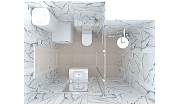 76648-1 Modern Bathroom ml design1