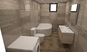 JOHNSTONE MPANIO Classic Bathroom HOUSE LTD