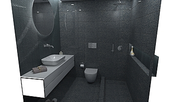CHROMATIC MASTER Classic Bathroom HOUSE LTD