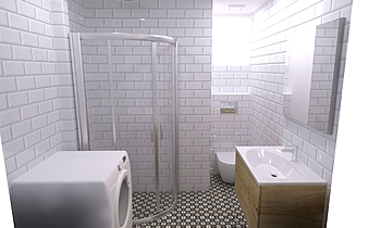 MPIZOUTE MPANIO Classic Bathroom HOUSE LTD