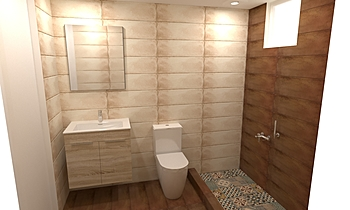 EGYNA MPANIO Classic Bathroom HOUSE LTD