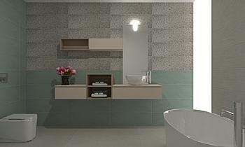 h24 Classique Salle de bain DARIO  MIANO