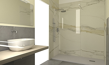 HOT ERVILL BAGNO HALL Classic Bathroom GIACOMO NERI