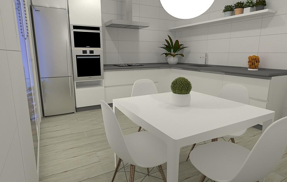 cocina Piedad Contemporary Kitchen gonzalo y mariano  soler