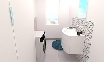 DOPPIO SERVIZIO Classic Bathroom Steve Fulco