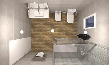ANTONIO (BAÑO HABITACION)... Classic Bathroom BEATRIZ LOURIDO GONZALEZ