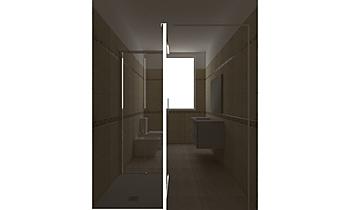 BAGNO VERRAZZANO_GIUGNO Classic Bathroom GUIDO SOFFRITTI