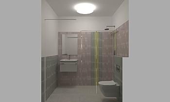 Baie fetita Classic Bathroom Veronica Nicolae