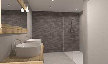 Pel Salle de Bain Enfant Classic Bathroom Céline Burton