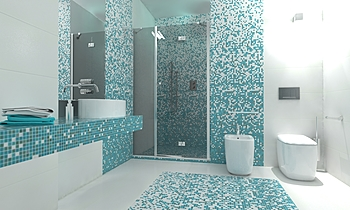 Project 2 Classic Bathroom Luca Arnaboldi   M.4
