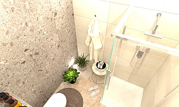 master room Classic Bathroom Zarrugh Company