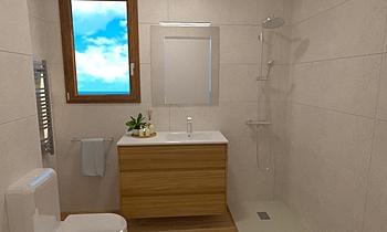 Espada p1457 Classic Bathroom Equipamientos Espada