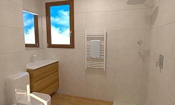 Espada p1457 op2 Classic Bathroom Equipamientos Espada