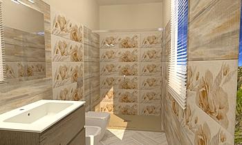 Pettignelli Doccia Classic Bathroom Antonino Stracuzzi