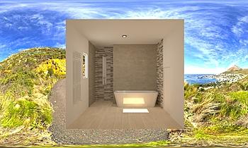 Salle de Bain Klasický Koupelna Christopher PICHON