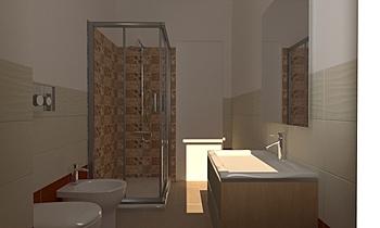 La Pira Giuseppe Klasický Koupelna D M s.r.l.