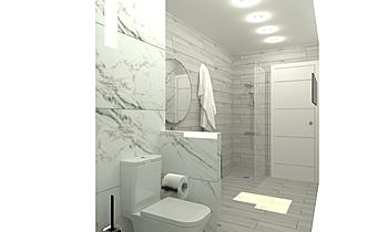 Bany Castelló 2 Classic Bathroom BdB GARMON MORELLA S.L.
