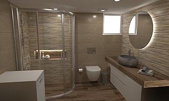 MASTER Classic Bathroom HOUSE LTD