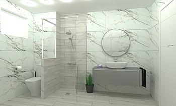 Bany Castelló Classic Bathroom BdB GARMON MORELLA S.L.