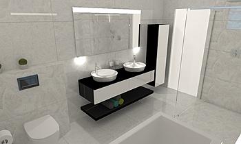 RD Bela Clássico Casa de banho  Vladimír Fajth