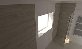 kupelna - finalna (14.6.2... Moderne Badezimmer Stano Ruzani