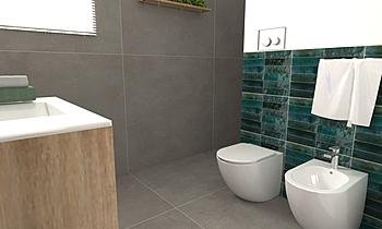 SCALISI-GLOCAL Classic Bathroom ROSARIA SEBBIO