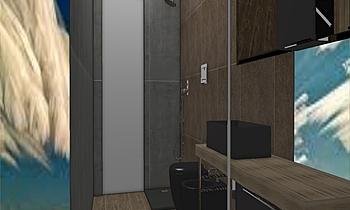 Raphia Naxos Classic Bathroom Raffaele Galasso