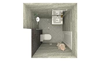 stoneqyartz Klasický Koupelna Keraton Ob