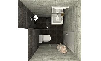stoneqyartz2 Klasický Koupelna Keraton Ob