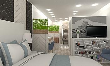 Habitacion Gemma 1 Classic Bedroom BdB GARMON MORELLA S.L.