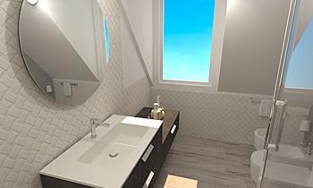 PAGLIA-CAPIZZI Classic Bathroom Steve Fulco