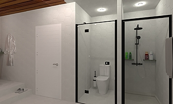 Bany Fusta Classic Bathroom BdB GARMON MORELLA S.L.