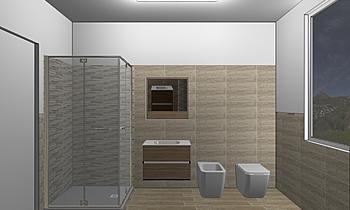 NORTH Classic Bathroom Rocco Catillo